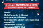 3. dobrodelni koncert OŠ Žužemberk