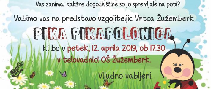 Predstava Pika Pikapolonica